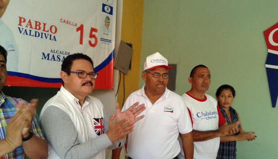 candidatos, alcaldes, Masaya, Granada, Nueva Guinea, Mateare, Ciudadanos por la Libertad CxL