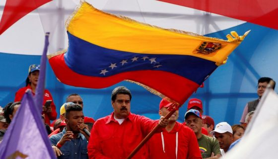 Constituyente de Maduro, CENTROAMÉRICA, Nicolás Maduro