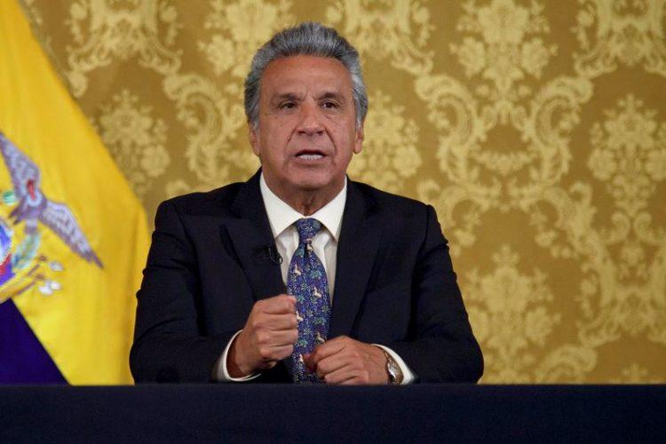 Lenín Moreno, Ecuador