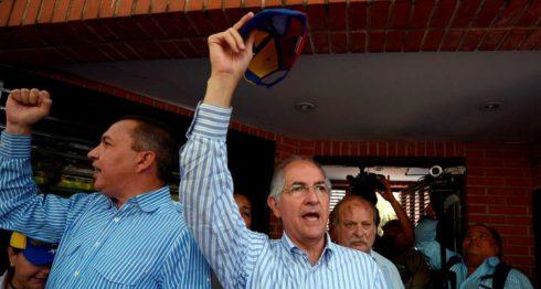 Antonio Ledezma, Venezuela, presos políticos