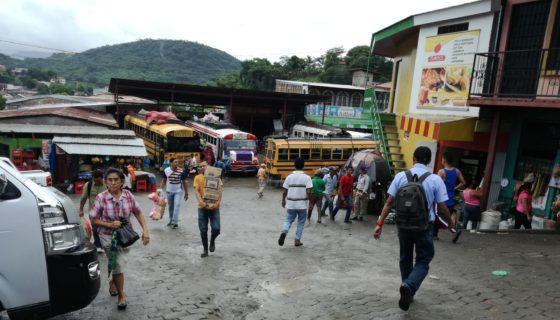 Transportistas de Boaco