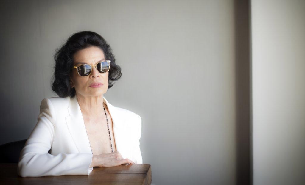 Bianca Jagger, defensora de los derechos humanos. LA PRENSA / Foto: Óscar Navarrete