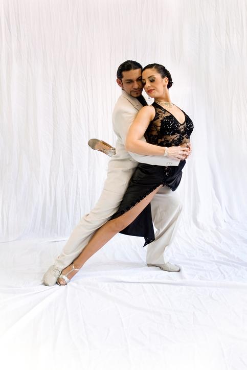 Bailarines de tango. LA PRENSA / Thinkstock