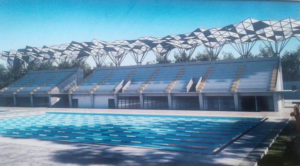 Managua estrenar piscina ol mpica en octubre de 2017 for Hablemos de piscinas