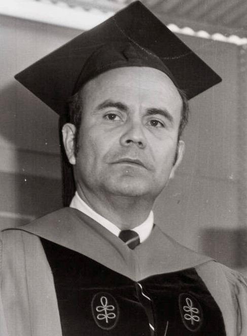 Ernesto Cruz, fue rector del Incae, entre 1968 y 1980. LAPRENSA/Cortesía E.Cruz
