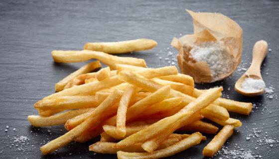 grasa y sal