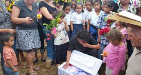negligencia médica, Nueva Segovia, muerte de bebé