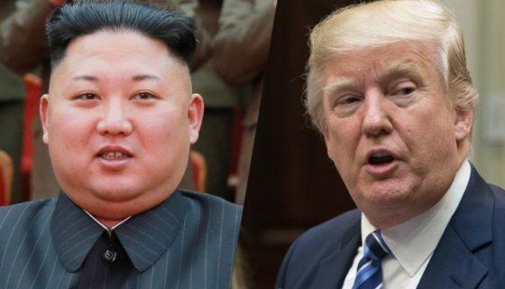 Corea del Norte, Estados Unidos