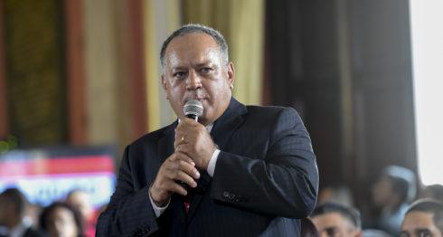 Diosdado Cabello, Marcos Rubio