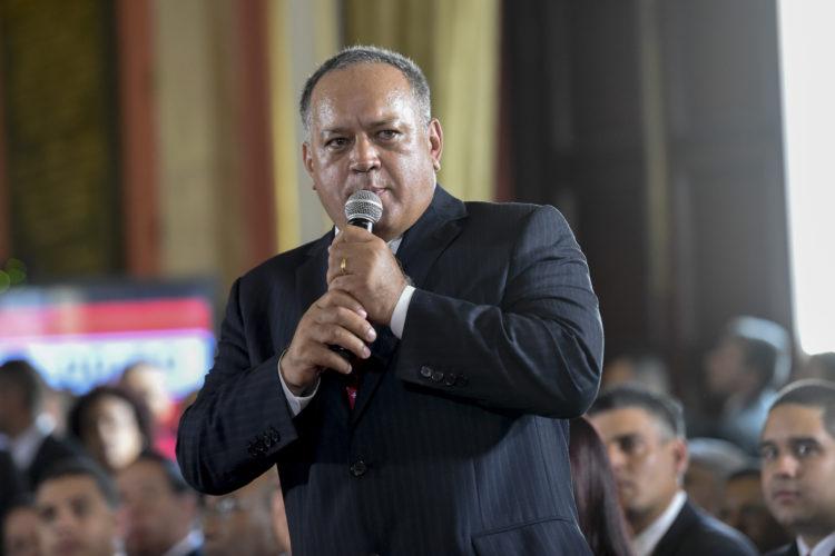 Diosdado Cabello, Venezuela