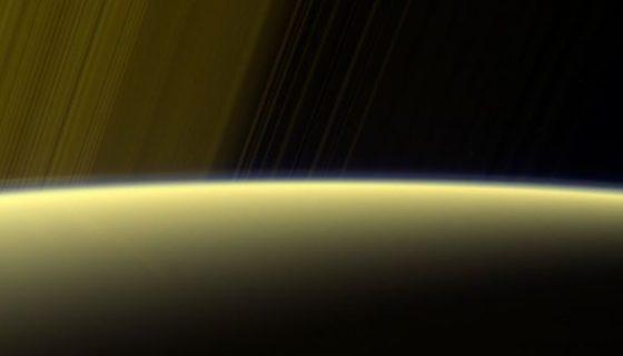 Saturno, Sonda Cassini