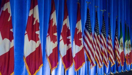 TLCAN, Canadá, Estados Unidos, México, tratado de libre comercio