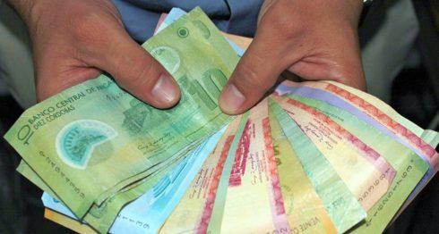 Dinero, Billetes, Salarios,
