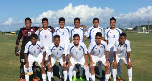 Nicaragua finalizó tercera en el Grupo D. Foto: Cortesía