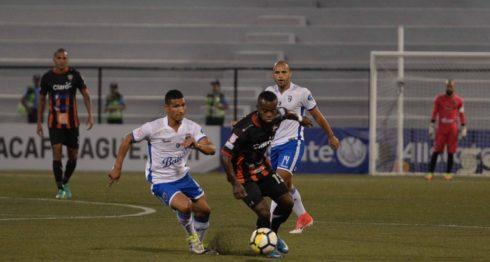 El Clud Deportivo Walter Ferretti tiene un balance de dos victorias y un empate en la Liga Concacaf. Foto: Roberto Fonseca/ LA PRENSA