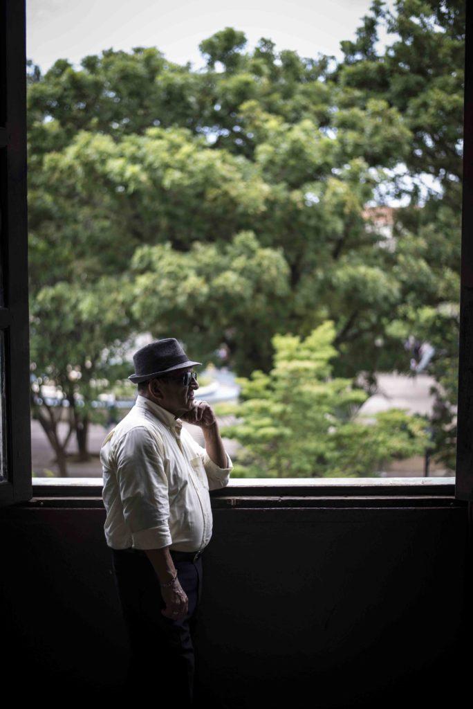 Carlos Rodríguez. LA PRENSA / Óscar Navarrete.