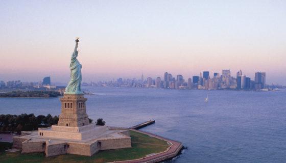 Nueva York, Estatua de la Libertad, Tour por Nueva York
