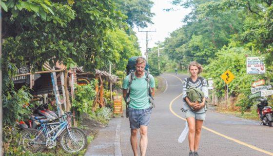 turistas, nicaragua, turismo,
