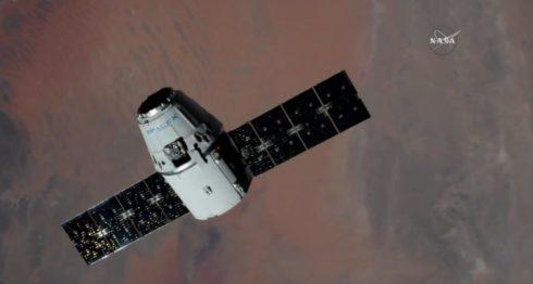 SpaceX, supercomputadora, dragon