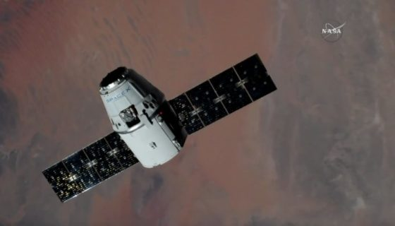 SpaceX, supercomputadora, dragon