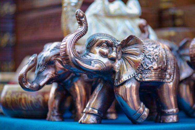 Decorar con elefantes nos trae buena suerte? ¡Siga leyendo!