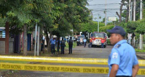 inseguridad, Managua, delincuencia