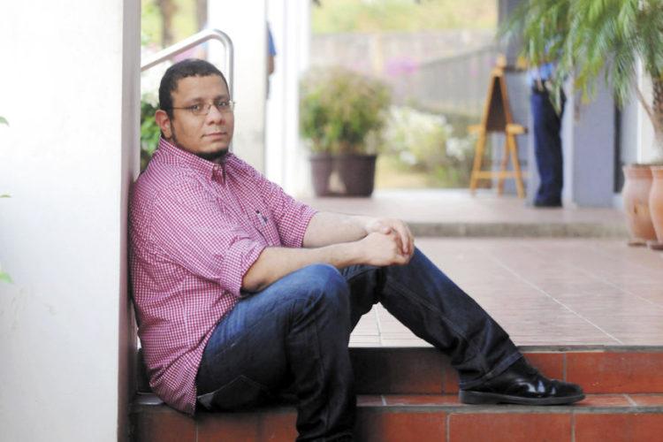 Ulises Juárez Polanco, poeta nicaragüense