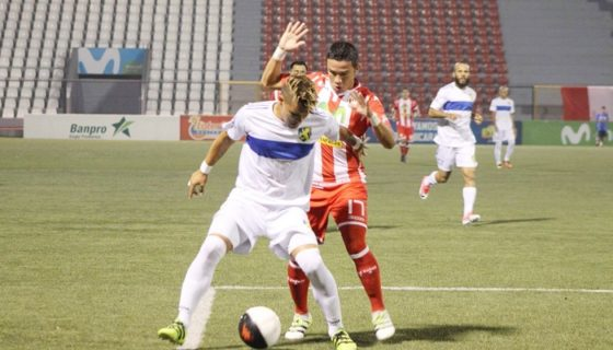 El Real Estelí doblegó al Managua FC y sigue racha invicta en su casa. LA PRENSA/CORTESÍA