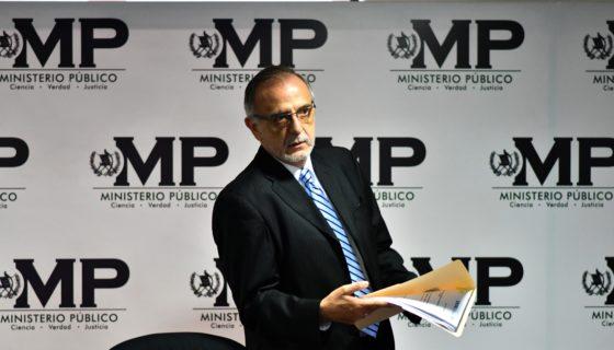 CICIG, GUATEMALA, CORRUPCIÓN, Jimmy Morales