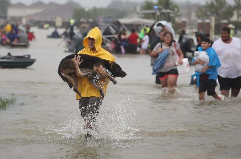 Harvey, Huracán Harvey, Houston, Texas