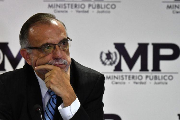 Guatemala, Jimmy Morales, Iván Velásquez, Cicig