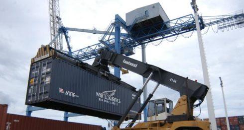 Transporte y Logística, Puerto, carga, exportaciones