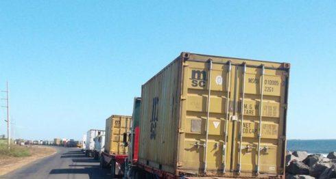 Transporte y Logística, Terrestre, carga