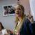 Lilian Tintori, esposa del líder opositor venezolano Leopoldo López, se encuentra en España