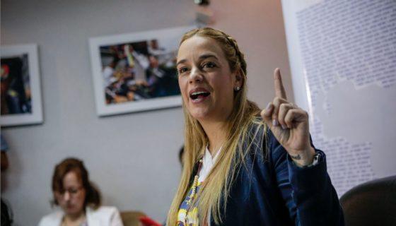 Lilian Tintori, Venezuela