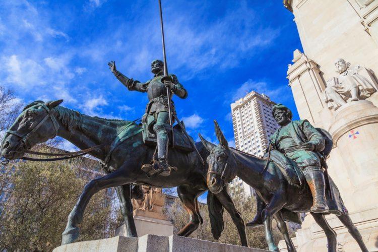 Don Quijote de la Mancha, libros, literatura