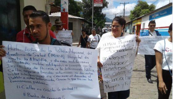 Madriz, libertad de expresión