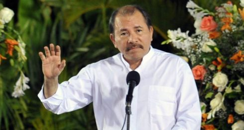 Daniel Ortega, Rosario Murillo, Nicaragua, FSLN
