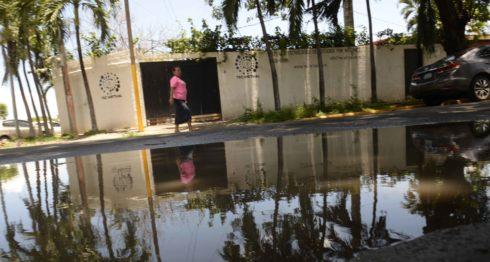 Managua, drenaje
