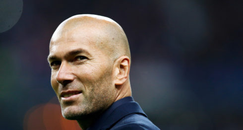Zinedine Zidane. LA PRENSA / Agencias