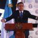 Presidente de Guatemala, Jimmy Morales, rechaza pagar sus gastos personales
