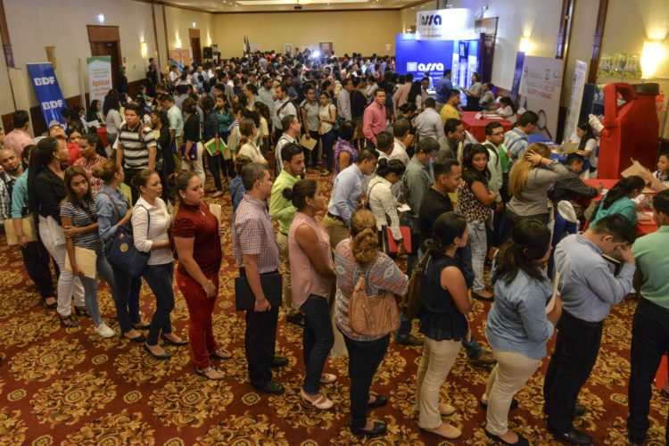 desempleo, desempleo Nicaragua, Nicaragua, empleo, banco central