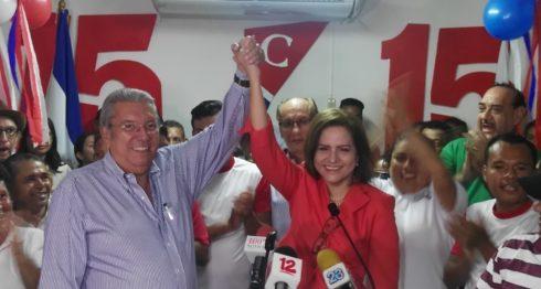 Mauricio Mendieta y Azalia Avilés renunciaron a su candidatura a alcalde y vicealcalde de Managua por el partido Ciudadanos por la Libertad (CxL).