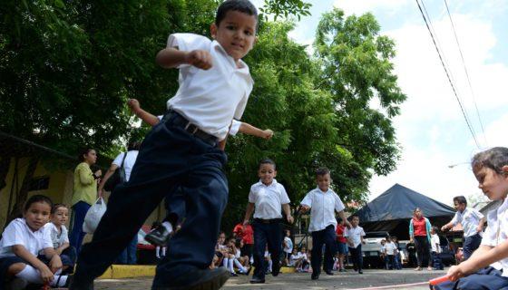 educación, Nicaragua, Educación primaria, matrícula