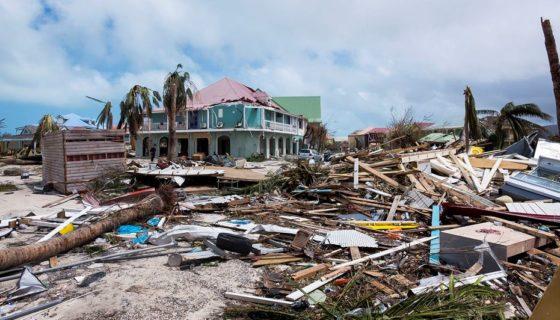 Huracán Irma, INUNDACIONES