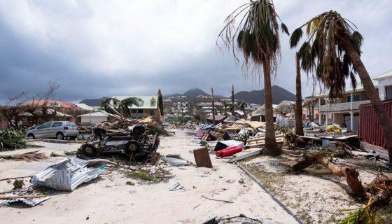 Huracán Irma, Estragos, Daños materiales