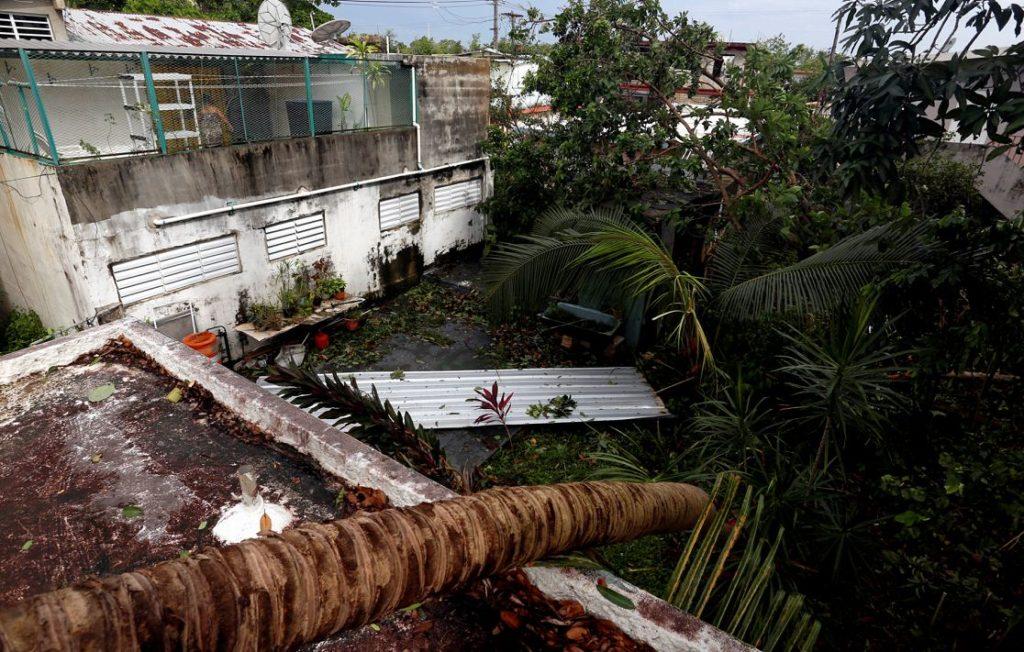 Puerto Rico, huracanes, huracán Irma