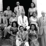 Este es un homenaje que la Fundación Luisa Mercado hace a la ciudad, habitantes, lugares y su historia. (Fotografía histórica de la familia Ramírez Gutiérrez). LAPRENSA/Cortesía/ Fundación Luisa Mercado