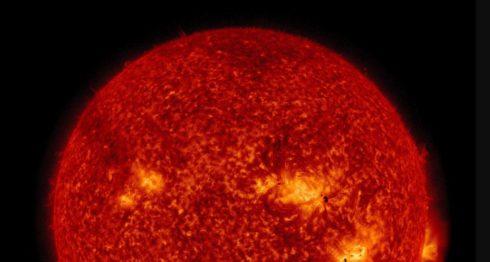 erupción solar, erupciones solares, sol, llamaradas solares