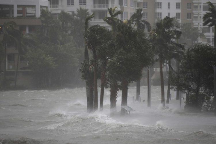 Río Miami, marea de tormenta, huracanes, huracán irma